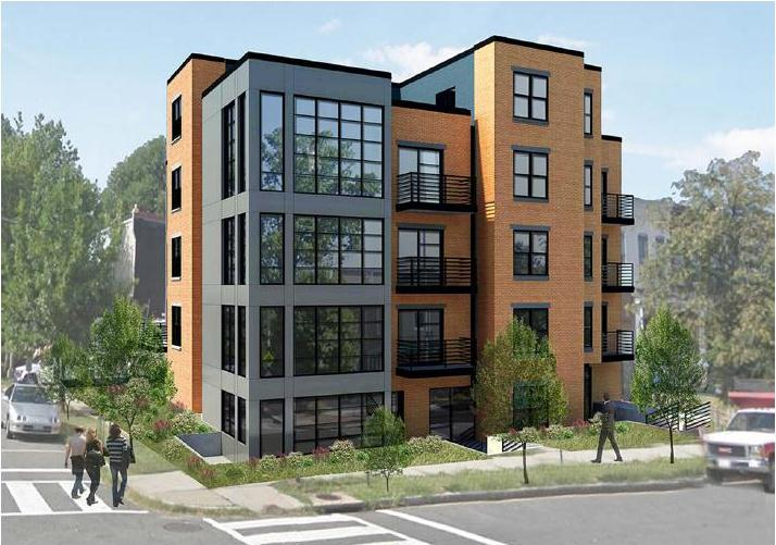 15th d street se building plans preliminary design for Residential building plans
