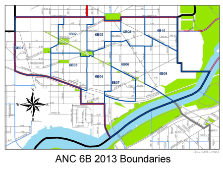 ANC 6B Boundaries