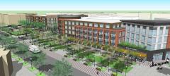 Donatelli/Blue Skye rendering of plans for Reservation 13.