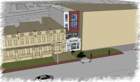 Revised plans for 732 15th Street SE.